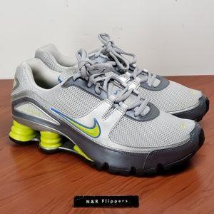 Nike Shox Turbo 5 Women's Sneaker Sz 8